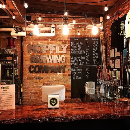 ‪HopFly Brewing Company‬