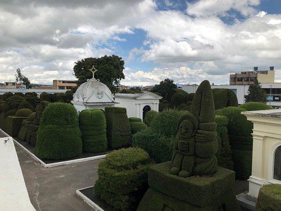 Cementerio Municipal de Tulcan Photo