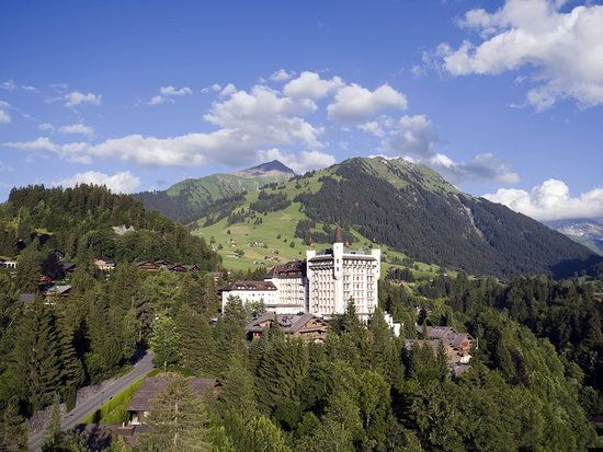 Gstaad Palace Hotel - UPDATED 2018 Prices & Reviews ...