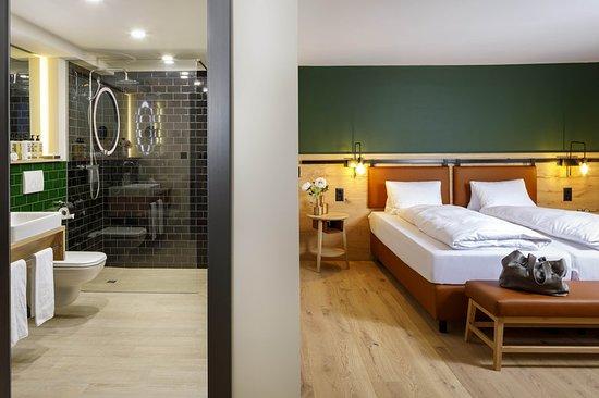 Wildhaus, Switzerland: Guest room