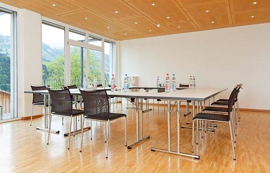 Wildhaus, Switzerland: Meeting room