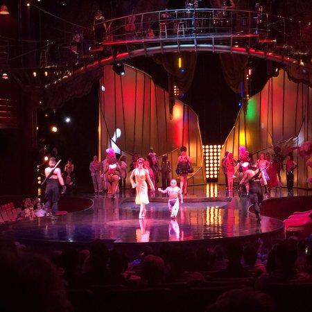 Zumanity Show Las Vegas | Bachelor Vegas