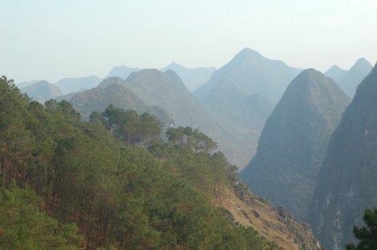 Quan Ba, Vietnam: Super pagage de la montagne du Nord Vietnam