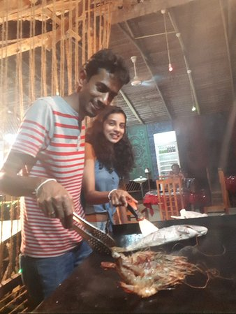 Uppuveli, Sri Lanka: Your Choice No 1 Restaurant