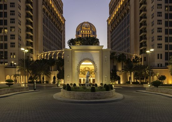 The St. Regis Doha: Meeting room
