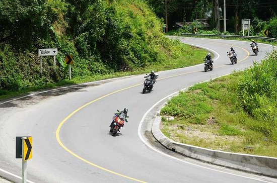 3-Day Mae Hong Son Loop Motorcycle...