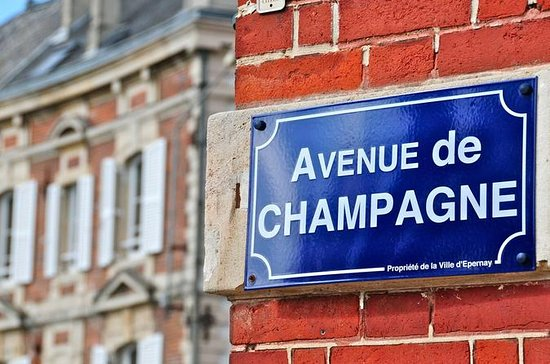 Private day tour to Champagne from...