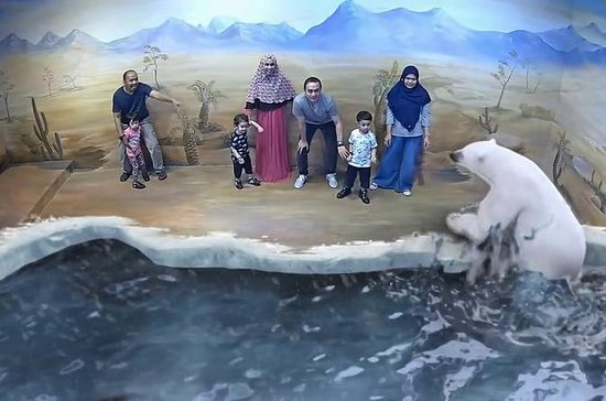Malacca Illusion 3D Art Museum...