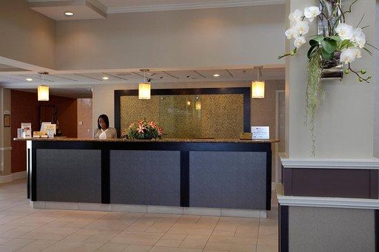 Hilton Garden Inn Chattanooga / Hamilton Place: Lobby