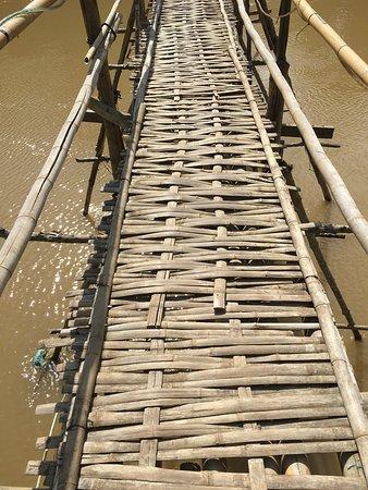 Bamboo Bridge: More secure than it looks