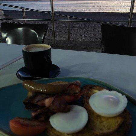 Great Early Morning Breakfast