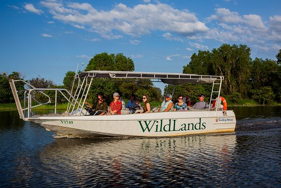 Wildlands Wetlands Safari Cruises