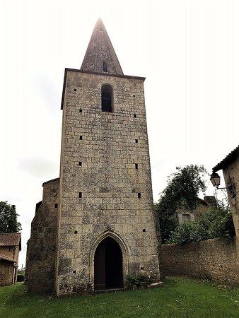 Eglise Notre-Dame de la Chapelle-Morthemer