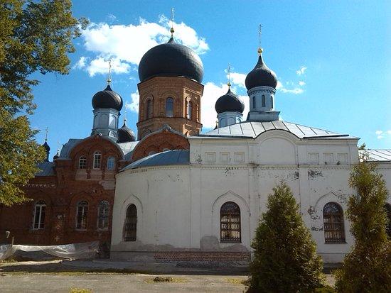 Vladimir Oblast, Russia: Церковь Св. Николая Чудотворца