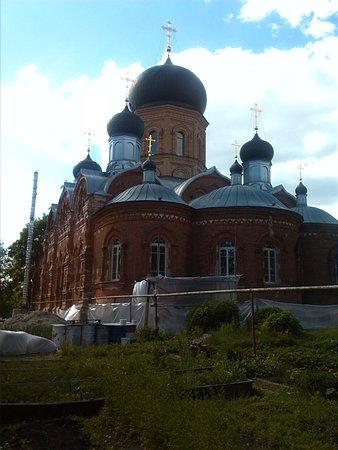 Vladimir Oblast, Russia: Свято-Введенский собор