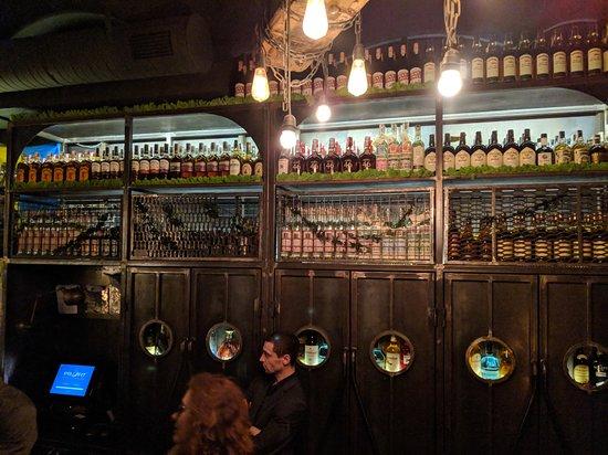 Barman Dictat