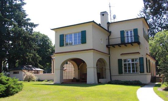 Villa of Hana and Edvard Benes