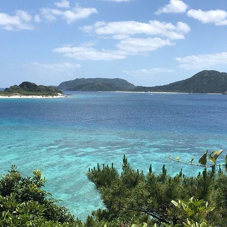 Okinawa Prefecture, Japan: 座間味島