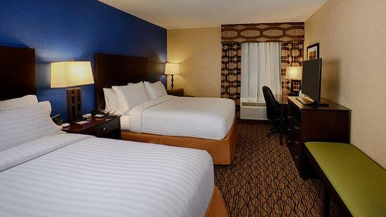 Bordentown, نيو جيرسي: Guest room