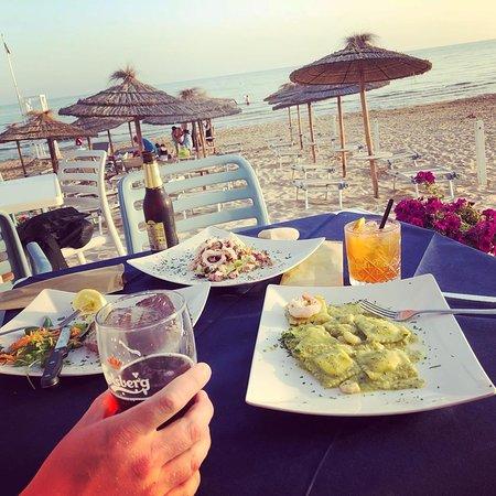 Marina Di Modica, Italy: From sea to plate!