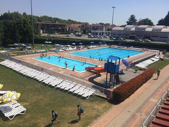 piscina scoperta savigliano