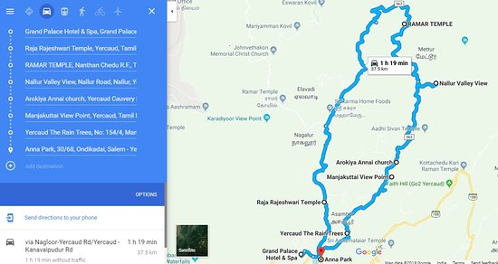 google map - Picture of 32-km Loop Road, Yercaud - TripAdvisor on mapquest hotel map, google maps find, google maps icon, home hotel map, ihg hotel map, the new yorker hotel map, google fitness center, google maps logo, linq hotel map, minecraft hotel map, google maps navigation, google restaurants, google maps car, google rooms, airtel hotel map, google maps murder, disneyland resort hotel map, google facilities, disney hotel map, search hotels on map,