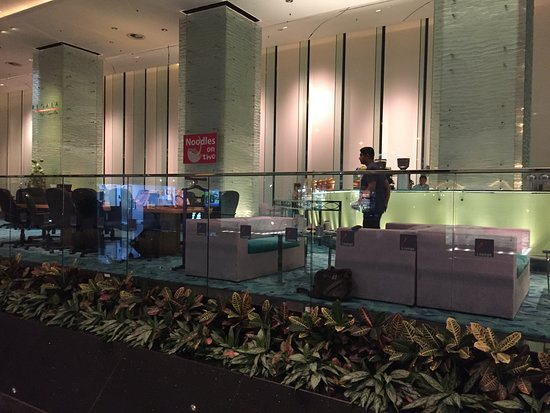 Lobby Cafe Picture Of Regal Airport Hotel Hong Kong