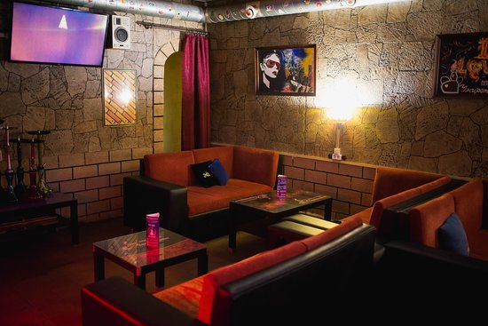 Umirotvoreniye Hookah Lounge