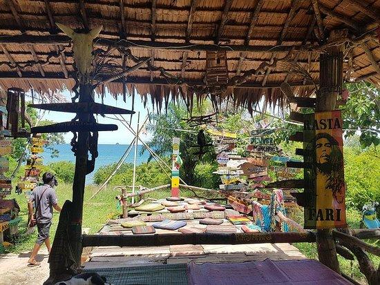 Land of Jah, Rastafari bar & Reggae beach bar