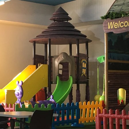 Great place for young kids to play