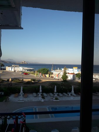 Kokalakis Beach Hotel: Room view