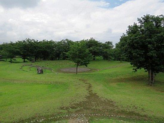Joetsu, Japan: 園内の様子