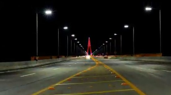 Ponte Do Rio Negro Fotografie