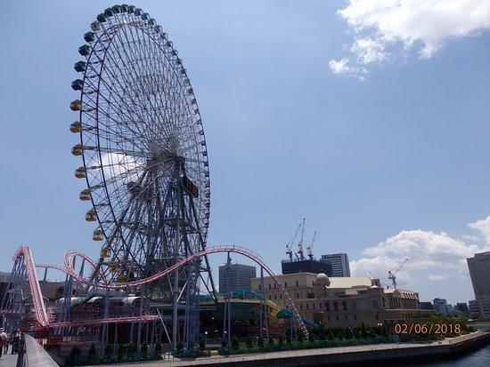 橫濱太空世界張圖片