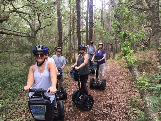 Myrtle Beach Segway The Huntington State Park Tour Was Highlight Of Our