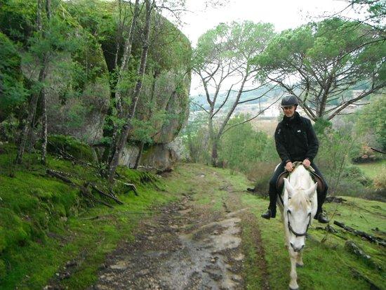 Midoes, โปรตุเกส: Horse riding-Reiten-equitation-paardrijden-equitação-hipismo-Portugal by horse