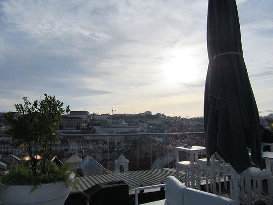 Hotel Mundial: Rooftop