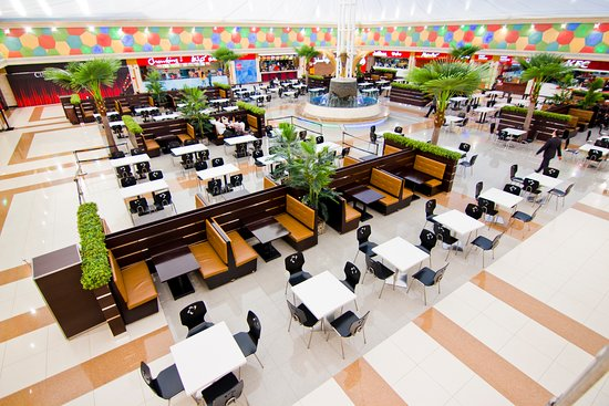 Al Khor, Qatar: Food Court