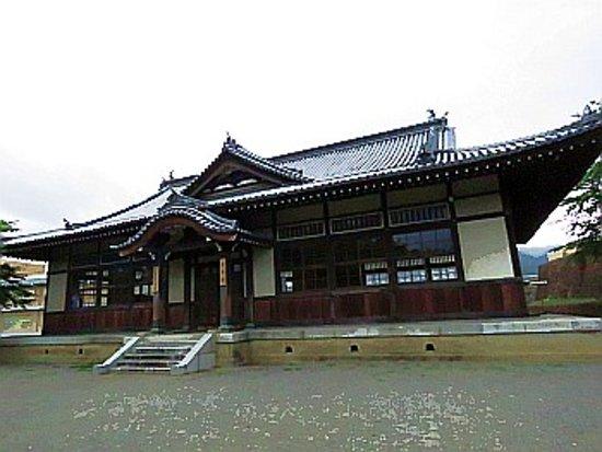 Kofu, Japon : 甲府城とは無関係な建物です