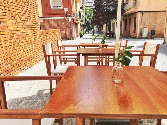 Terraza Picture Of Olea Cafe Barcelona Tripadvisor