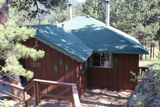 Machin's Cottages in the Pines: The cabin