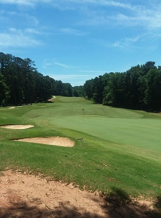Covington, GA: Hole #1 Ashton Hills GC
