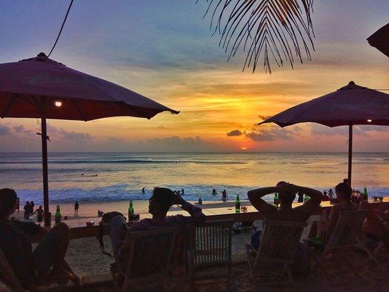梦幻海滩照片