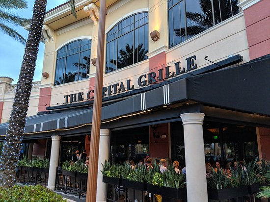 The Capital Grille: Outside