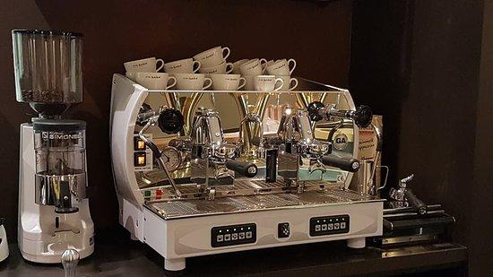 Passendale, Belgium: Koffie