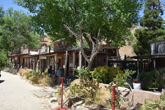 Bodfish, CA: Silver City Ghost Town