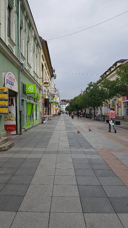 Restaurants in Zilina