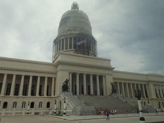 El Capitolio: Capitol building