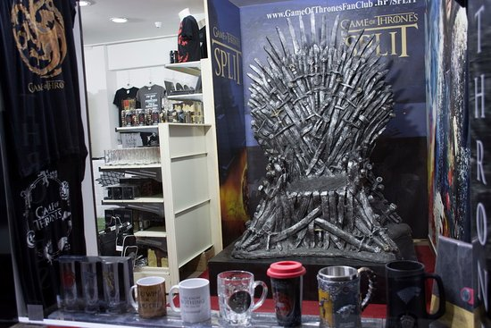 ‪Game of Thrones Split Fan Shop‬