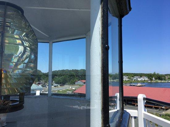 Chesapeake Bay Maritime Museum: Museum Lighthouse